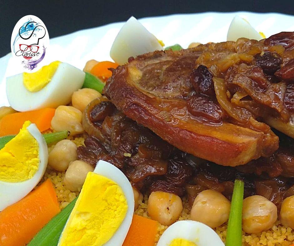 ramadan, id al-fitr, agnello, verdure, uova, gombo, ceci, condivisione, spezie, uvetta, carote, cous-cous, piatto della pace, della condivisione